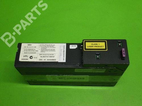 Radio BMW X3 (E83) 2.0 d BMW: 65126913390 35232703