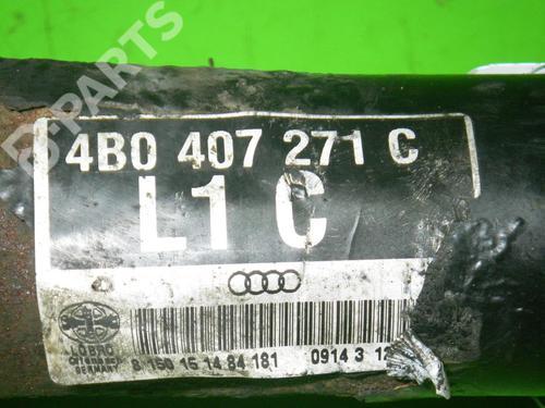 Antriebswelle links vorne AUDI A6 Avant (4B5, C5) 2.5 TDI quattro AUDI: 4B0407271C 36215102