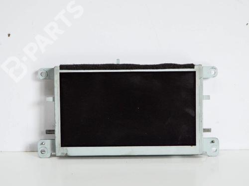 AUDI: 4L0919604 Display A5 (8T3) 2.0 TFSI (211 hp) [2008-2013]  6480670