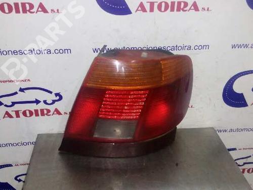 122795 | Right Taillight A4 (8D2, B5) 1.9 TDI (90 hp) [1995-2000] 1Z 96949