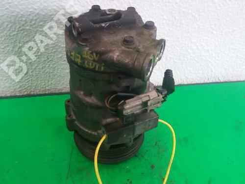 24421642 | AC Kompressor MERIVA A MPV (X03) 1.7 DTI (E75) (75 hp) [2003-2010] Y 17 DT 205726