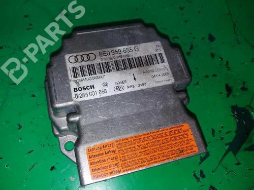 Kollisjonspute styreenhet AUDI A4 (8EC, B7) 2.0 TDI 16V 8E0959655G 4505527