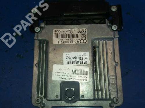 Motorstyringsenhet AUDI A4 (8EC, B7) 2.0 TDI 16V 03G906016JE | 12958302