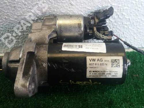 02Z911023N   Démarreur FABIA II (542) 1.6 TDI (75 hp) [2010-2014] CAYA 540248