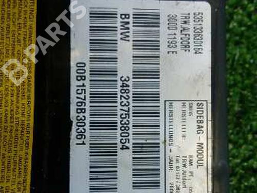 Knekollisjonspute BMW 3 Compact (E36) 318 tds 348237538054   2405259