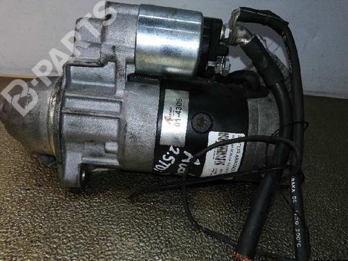 6109P11 | 014306 | Startmotor A6 (4A2, C4) 2.5 TDI (140 hp) [1994-1997]  1555633