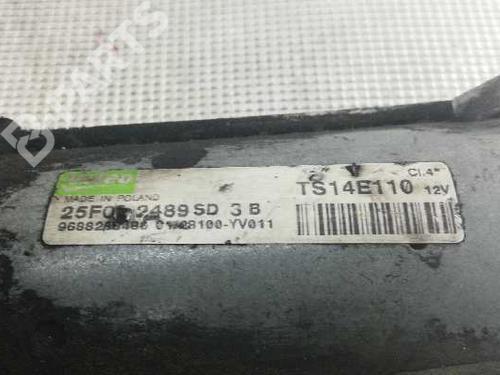 Startmotor CITROËN C4 I (LC_) 1.6 HDi 9645100680 | 13327620