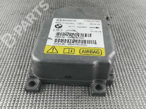 Centralina airbags BMW 3 (E46) 320 d 0285001368   65776905491   31690549100U   13780791