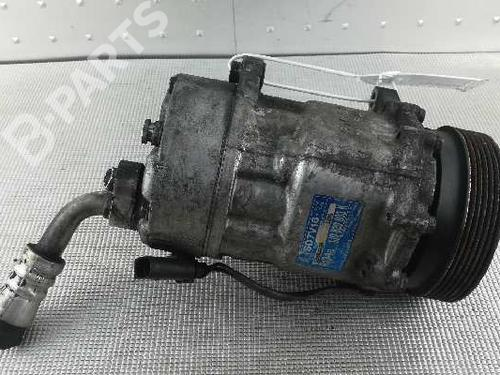 AC Compressor AUDI A3 (8L1) 1.9 TDI 1J0820803K 15370133
