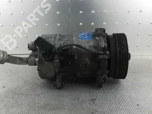 AC Compressor AUDI A3 (8L1) 1.9 TDI 1J0820803K 15370135