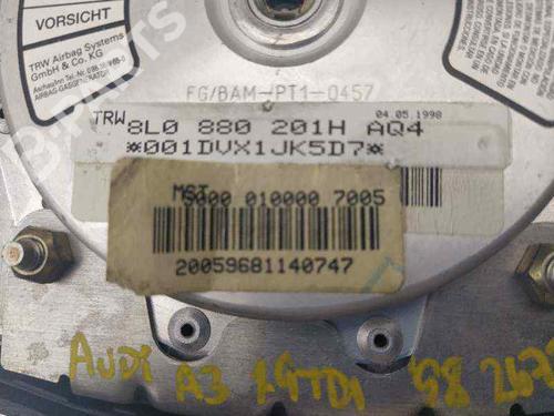 Airbag chauffør AUDI A3 (8L1) 1.9 TDI 8L0880201H   34546631