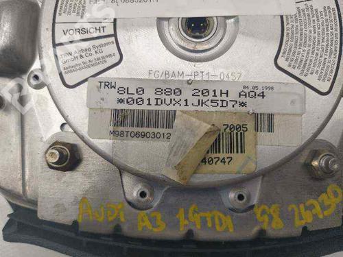 Airbag chauffør AUDI A3 (8L1) 1.9 TDI 8L0880201H   34546632