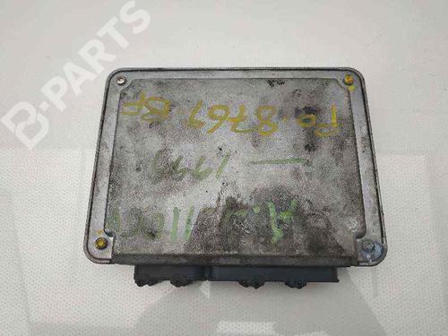 Motorstyringsenhed AUDI A4 (8D2, B5) 1.9 TDI 038906018S | 0281001721 | 28SA3665 | 34491673