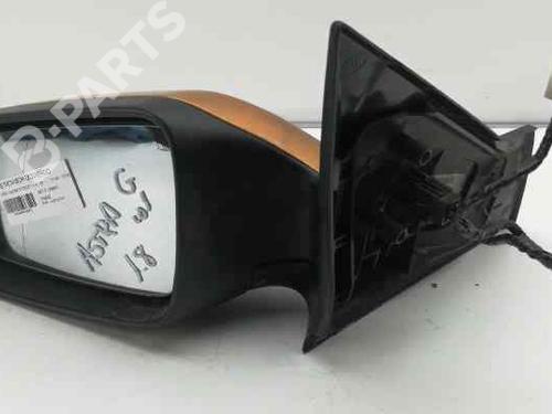 Ryggespeil venstre OPEL ASTRA G Coupe (T98) 1.8 16V (F07) 338501 | 10384Z | 338051 | 23590430