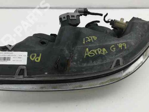 Lyskaster høyre OPEL ASTRA G Hatchback (T98) 1.7 TD (F08, F48) 148438 | 23529618