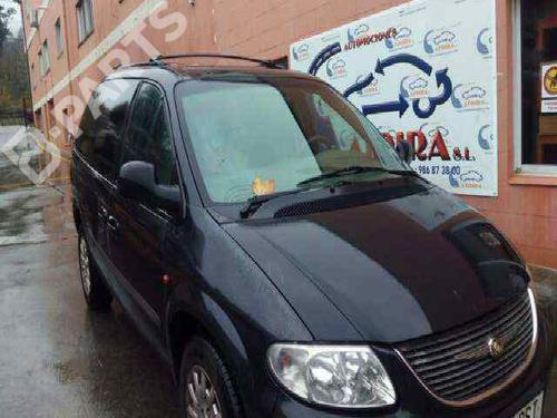 Optica direita CHRYSLER VOYAGER IV (RG, RS) 2.5 CRD  25274946