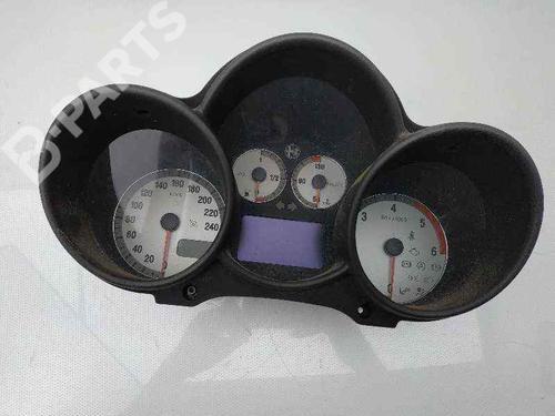 156050197   110080204011   1506040299   Compteur de vitesse GT (937_) 1.9 JTD (937CXN1B) (150 hp) [2003-2010] 937 A5.000 6213467