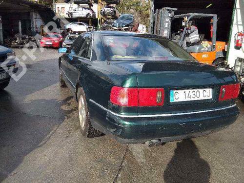 A8 (4D2, 4D8) 3.7 quattro (260 hp) [1998-2002] - V634197 29879828