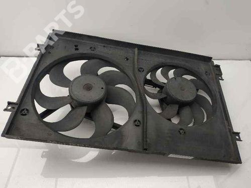 Køleventilator elektrisk AUDI A3 (8L1) 1.9 TDI 1J0121207C | 1355D2352 | 34523606