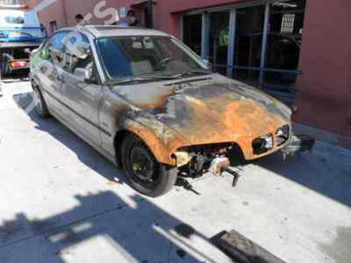 Centralina airbags BMW 3 (E46) 320 d 0285001368   65776905491   31690549100U   30191075