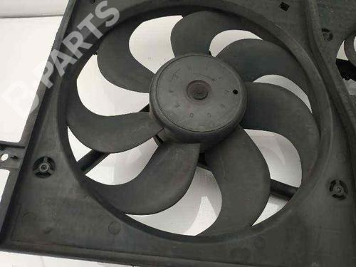 Køleventilator elektrisk AUDI A3 (8L1) 1.9 TDI 1J0121207C | 1355D2352 | 34523604