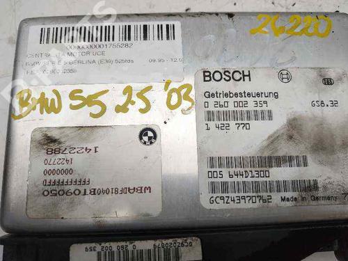 Steuergerät Motor BMW 5 (E39) 525 tds 0260002359 | WBADF81040BT09050 | 1422788 | 34021667