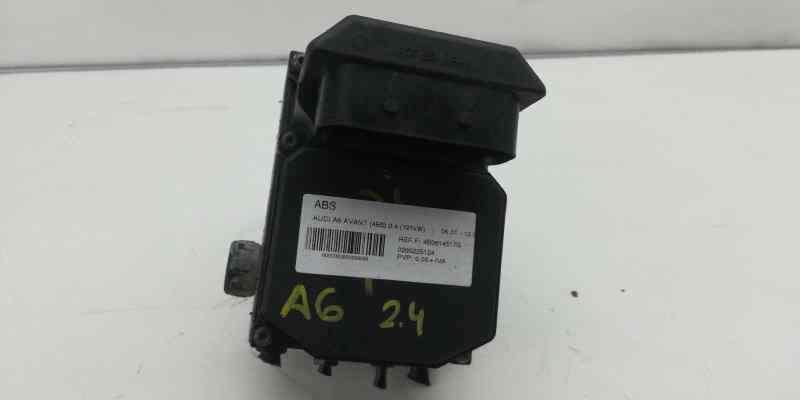 4B5, C5 2002 ORIGINAL Abs-Pumpe AUDI A6 Avant