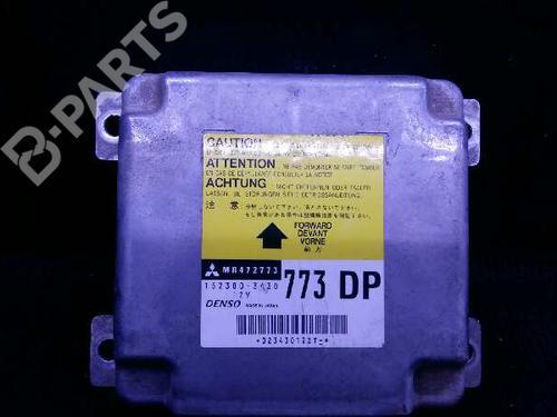 MR472776 | Kollisjonspute styreenhet PAJERO III (V7_W, V6_W) 3.2 Di-D (V68W) (160 hp) [2000-2006] 4M41 569411
