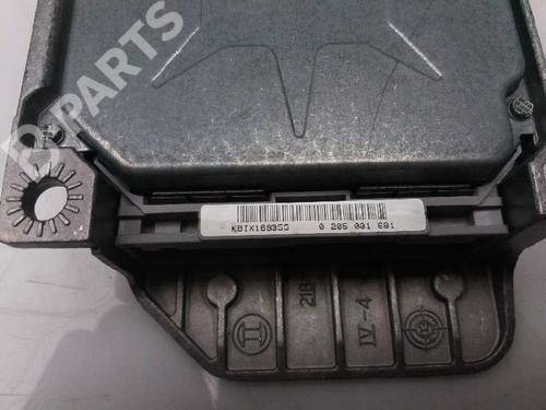 Kollisjonspute styreenhet BMW 3 (E46) 320 d 03B2895H2623G  2403609