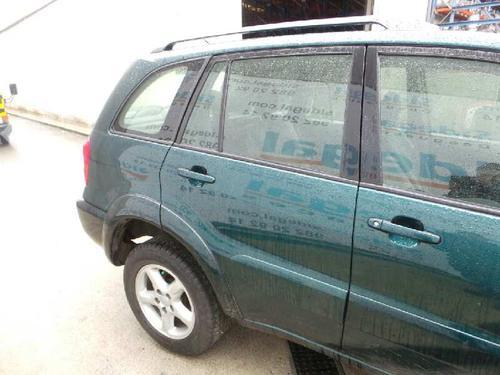 Porta trás direita RAV 4 II (_A2_) 2.0 D 4WD (CLA20_, CLA21_) (116 hp) [2001-2005] 1CD-FTV 1026282