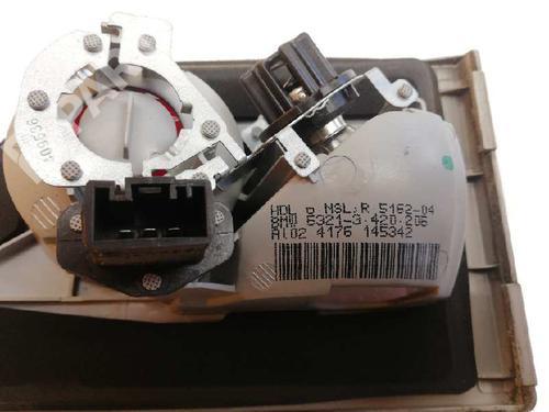 Farolim direito BMW X3 (E83) 2.0 d 53213420205 | 13781635