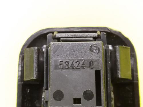 534240 | Mando elevalunas trasera derecho C-CLASS (W202) C 220 CDI (202.133) (125 hp) [1997-2000] OM 611.960 3248702
