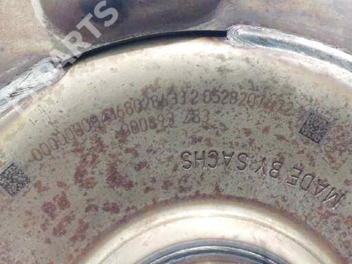 Caixa velocidades automática BMW 5 (E60) 530 d 157 241006 5063803 , 671 1068010112 4104796 , ZFS , 1068 012 | 367SX , 4104796ZSX , | 38756621