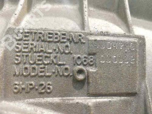 Caixa velocidades automática BMW 5 (E60) 530 d 157 241006 5063803 , 671 1068010112 4104796 , ZFS , 1068 012 | 367SX , 4104796ZSX , | 38756622