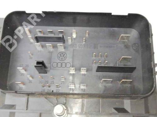 Caja reles / fusibles AUDI A3 Sportback (8PA) 2.0 TDI 16V 1K0937125A | 34466327