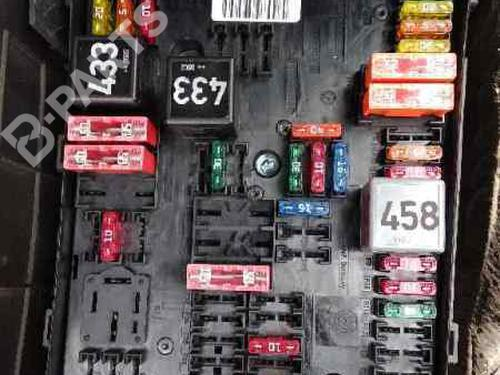 Sikringsdose/Elsentral AUDI A3 (8P1) 1.9 TDI 1K0937124K | 27478091
