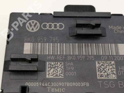 Elektronisk modul AUDI A4 (8K2, B8) 2.0 TDI 8K0959795 | 34463493