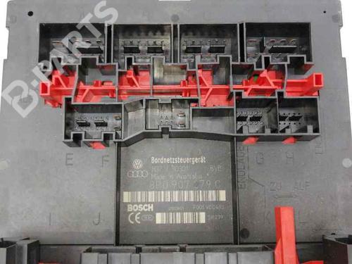 Sikringsdose/Elsentral AUDI A3 (8P1) 1.9 TDI 8P0907279C , F005V00493   35470993