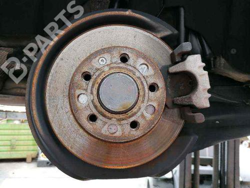 1K0505436AB | Venstre hjullagerhus spindel A3 Sportback (8PA) 2.0 TDI 16V (140 hp) [2004-2013] BKD 6685653