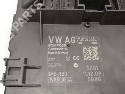 Module électronique SEAT LEON (1P1) 1.9 TDI 5K0937086C | 5WK50055A | 30182358
