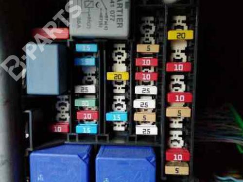 [DIAGRAM_1CA]  Fuse Box RENAULT FLUENCE (L3_) 1.5 dCi (L30D, L30L, L306, L33F, L33L, L33M,  L33V, L33W) | B-Parts | Renault Fluence Fuse Box |  | B-Parts