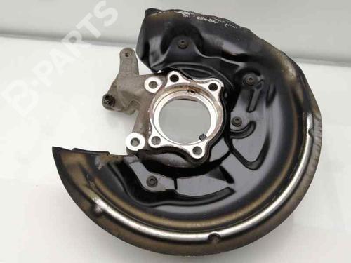 3C0505436G | Venstre hjullagerhus spindel Q3 (8UB, 8UG) 2.0 TDI (177 hp) [2011-2015] CFGC 6463126