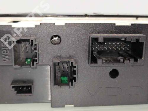 AC Styreenhet / Manøvreringsenhet BMW 3 (E46) 320 d 64116921845 | 6921845 | H16000552060 | 28212684