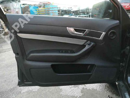 Dør deksel foran venstre AUDI A6 Allroad (4FH, C6) 3.0 TDI quattro 4F0867103R | 27479191