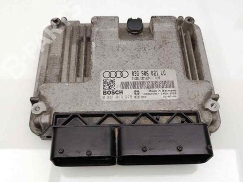 Centralita motor AUDI A3 Sportback (8PA) 2.0 TDI 16V (140 hp) 03G906021LG , 0281013276 |