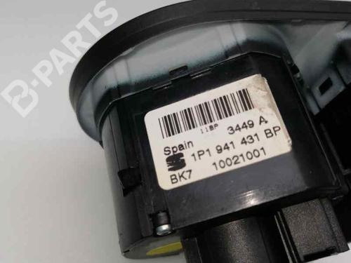 Commutateur SEAT LEON (1P1) 1.9 TDI 1P1941431BP | 30182343
