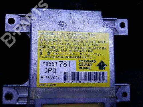 MR472776 | Kollisjonspute styreenhet PAJERO III (V7_W, V6_W) 3.2 Di-D (V68W) (160 hp) [2000-2006]  4739062