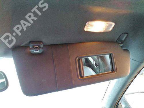 Parasol derecha AUDI A3 Sportback (8PA) 2.0 TDI 16V (140 hp)