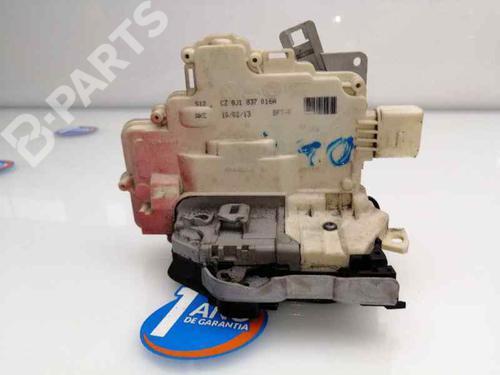 Høyre foran lås AUDI Q3 (8UB, 8UG) 2.0 TDI 8J1837016A   31328417