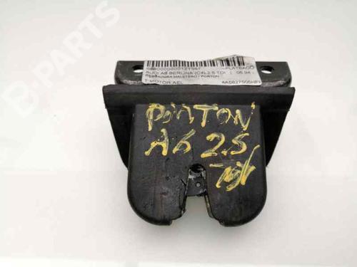 4B9827520 | Bakluke lås A6 (4A2, C4) 2.5 TDI (140 hp) [1994-1997] AEL 606907